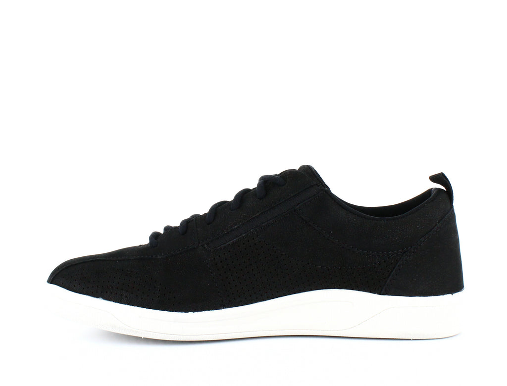 Yieldings Discount Shoes Store's Freney Sneakers by Easy Spirit in Black