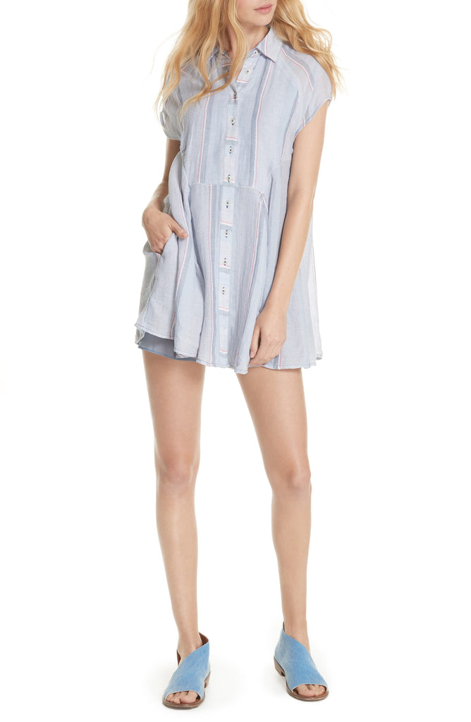 Yieldings Discount Clothing Store's New Spring Love Gingham Print by Free People in Red