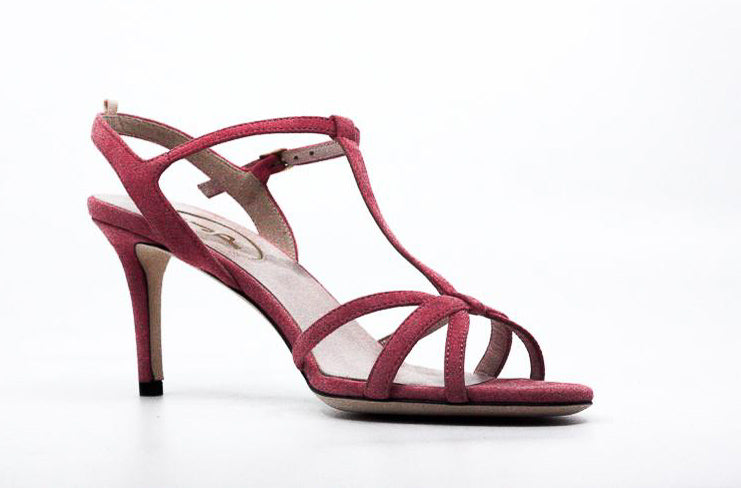 Yieldings Discount Shoes Store's Gemma Pumps by SJP in Coral