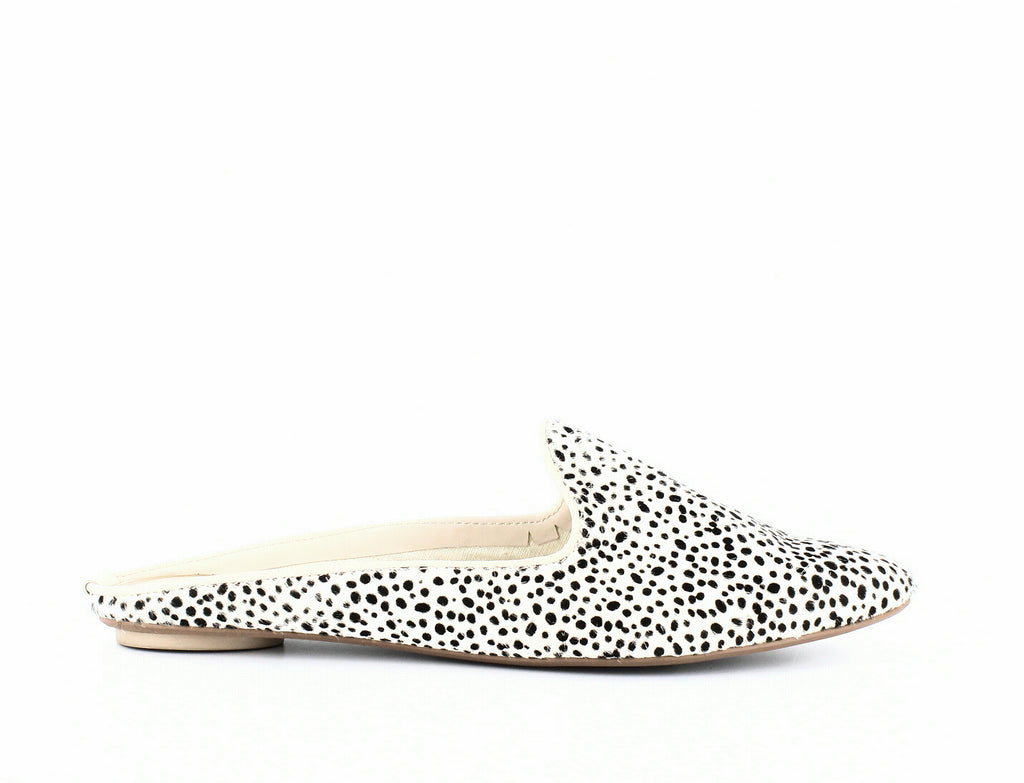 Yieldings Discount Shoes Store's Grant Mules by Dolce Vita in White Leopard