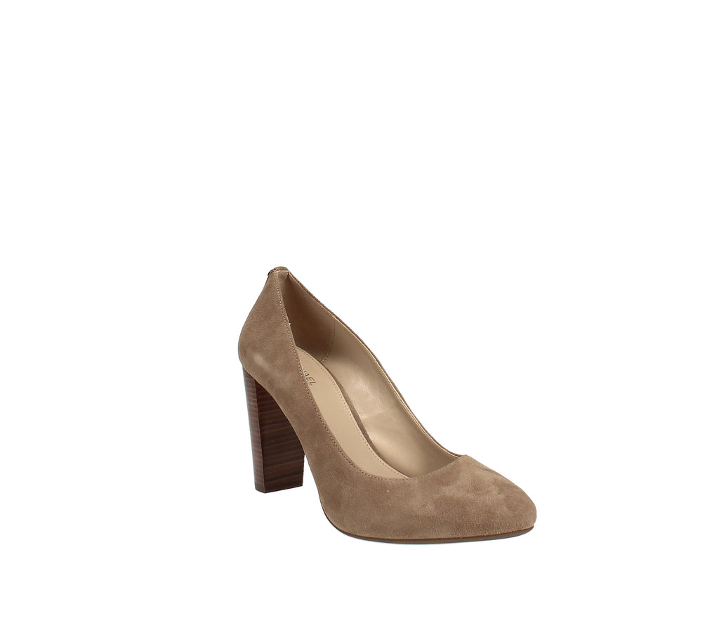 Yieldings Discount Shoes Store's Susan Flex Pump by MICHAEL Michael Kors in Praline