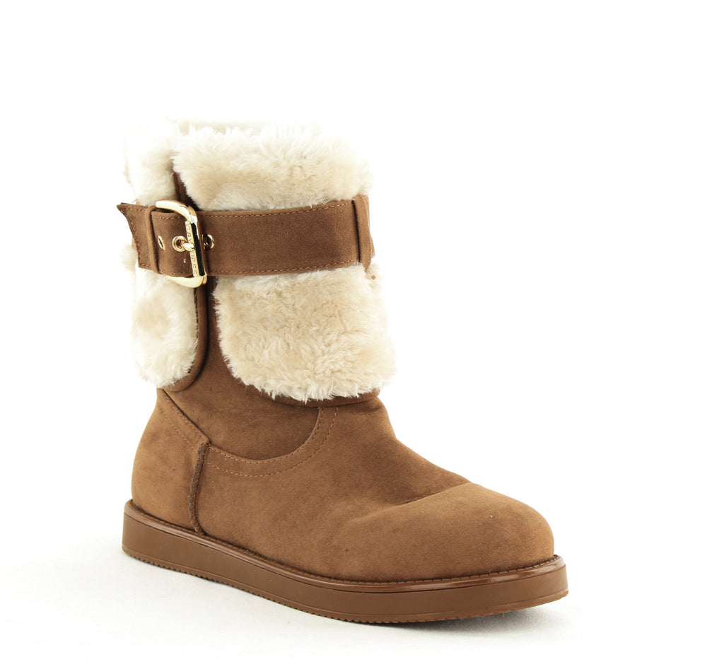 G By Guess | Amburr Faux Suede Cold Weather Winter Boots