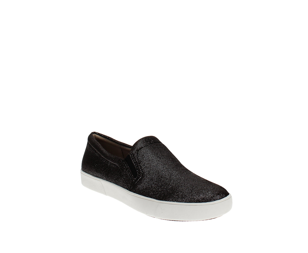 Yieldings Discount Shoes Store's Marianne Slip-On Sneakers by Naturalizer in Deep Silver