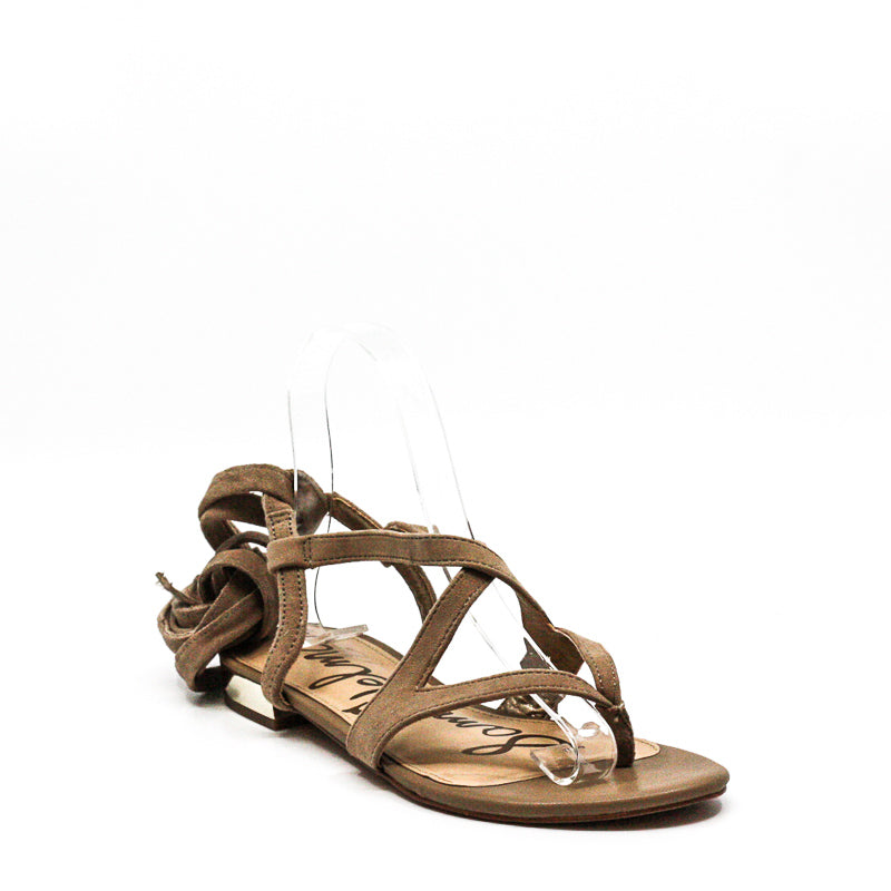 Sam Edelman | Davina Suede Lace Up Sandals