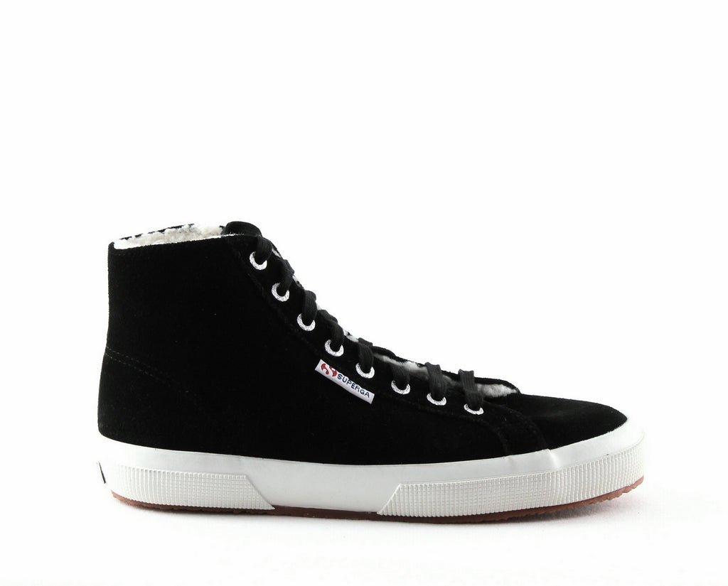 Superga | 2795 Suede High-Top Sneakers