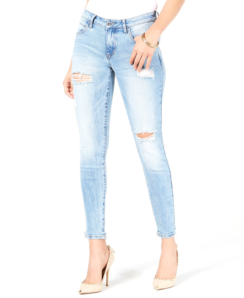 Guess | Distressed Sexy Curve Jeans
