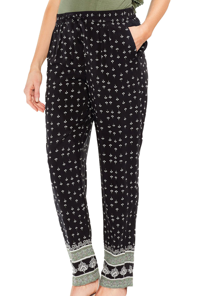 Vince Camuto | Tropic Heat Printed Soft Pants