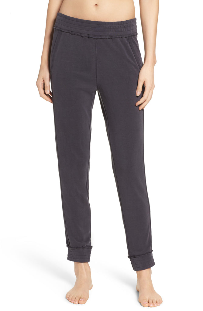 Yieldings Discount Clothing Store's Movement Back Into It Joggers by Free People in Washed Black