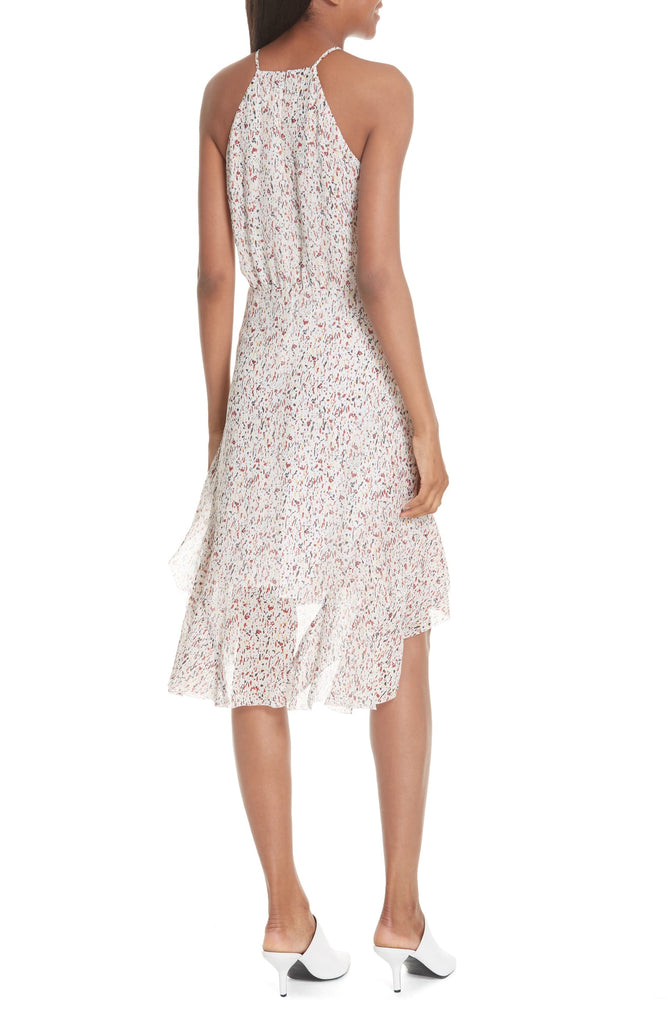 Yieldings Discount Clothing Store's Lamberta Dress by Joie in Porcelain