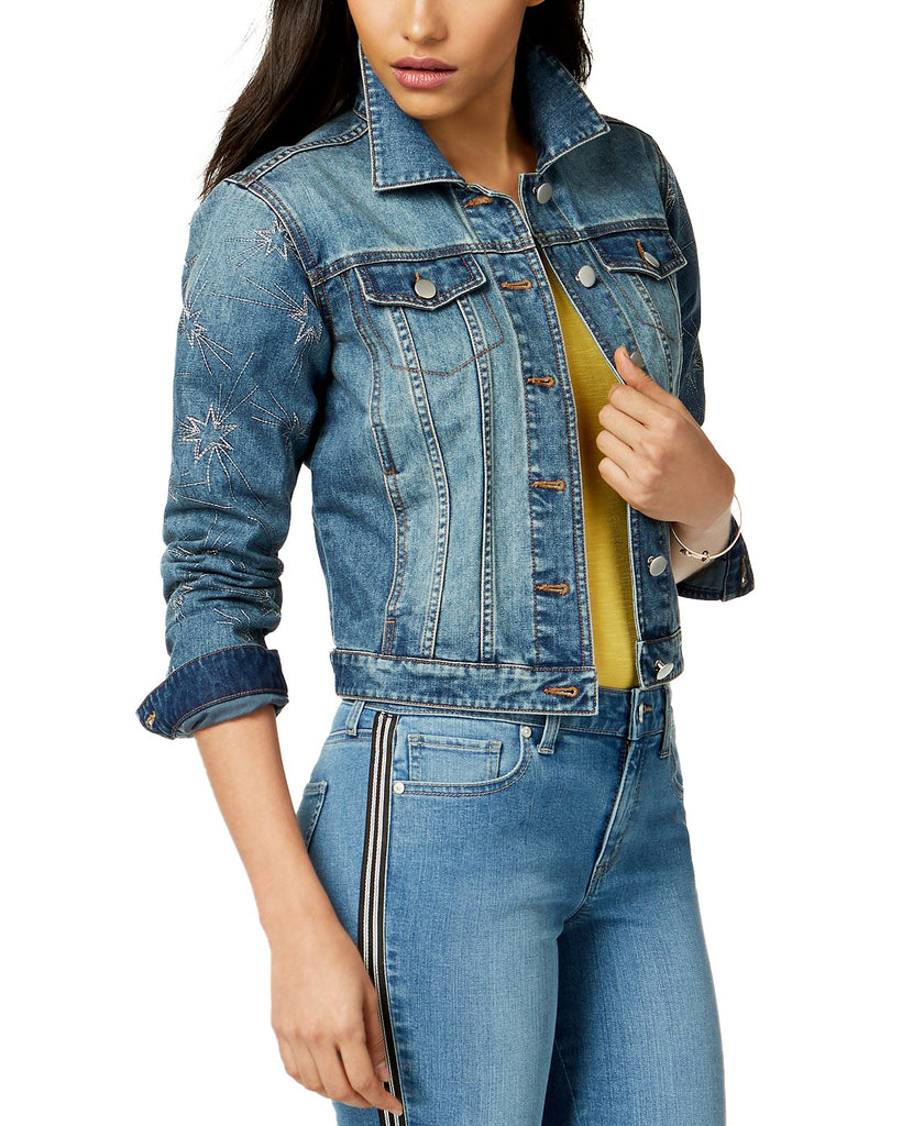 Maison Jules | Denim Star Jacket