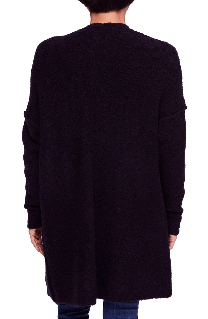 Yieldings Discount Clothing Store's Phantom Cardigan by Free People in Black