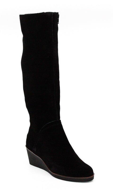 Aerosoles | Binocular Suede Tall Wedge Boots