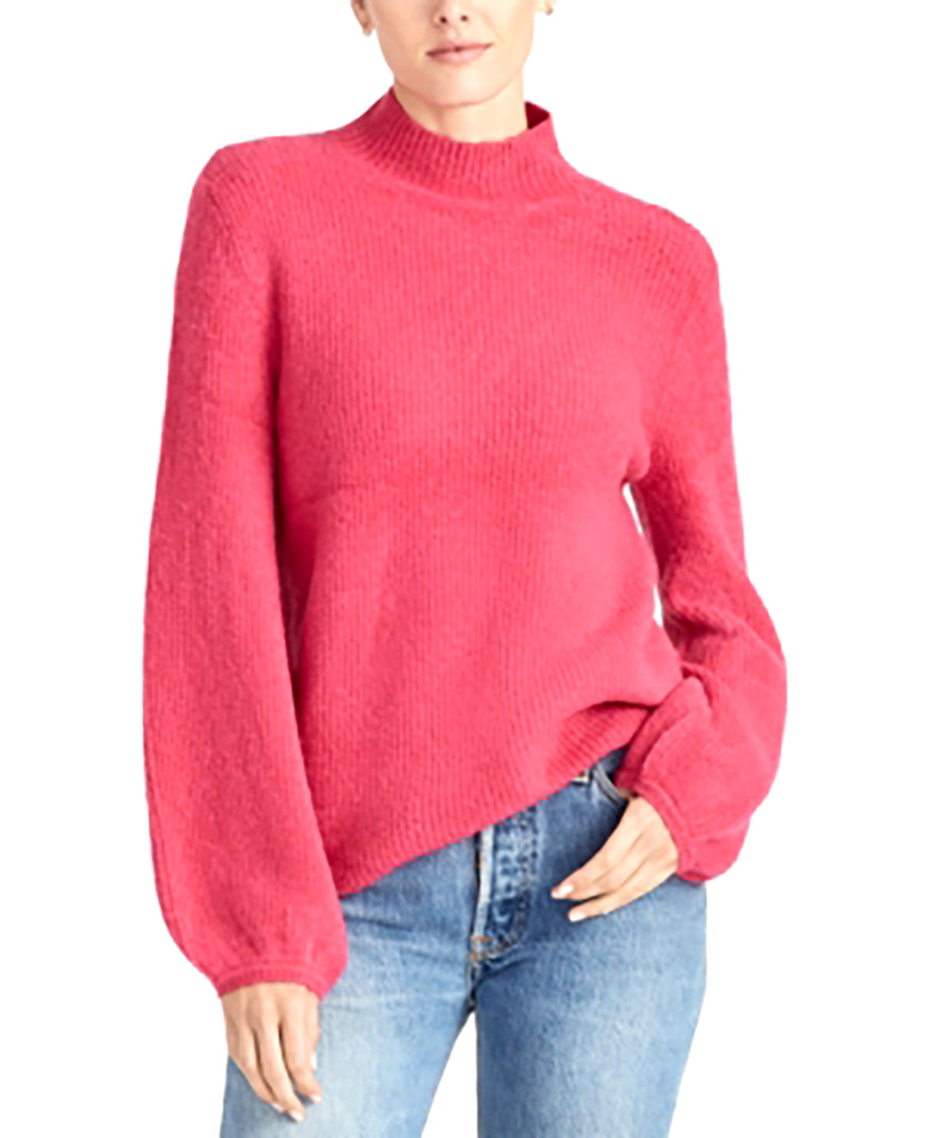 RACHEL Rachel Roy | Ribbed Turtleneck Sweater