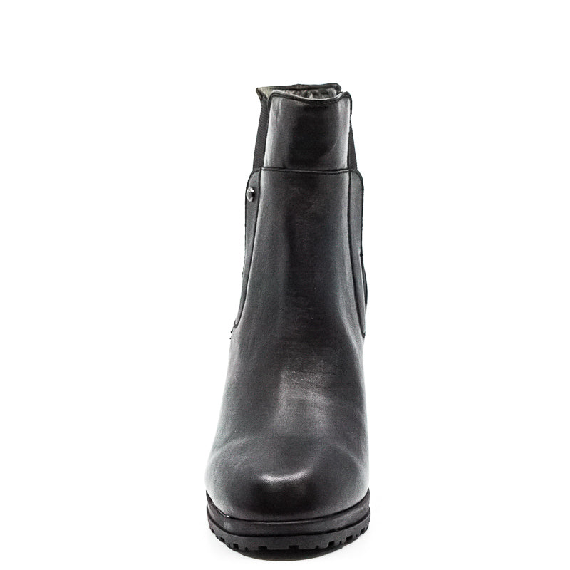 Yieldings Discount Shoes Store's Anita Water Resistant Boots by Jambu in Black