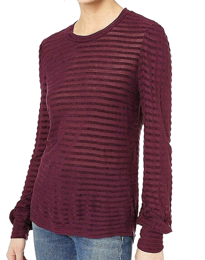 Lucky Brand | Striped Long Sleeves Sweatshirt