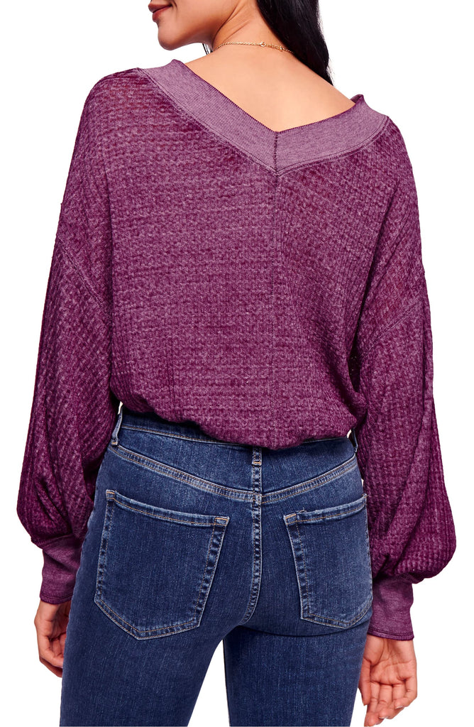 Free People | South Side Thermal Top
