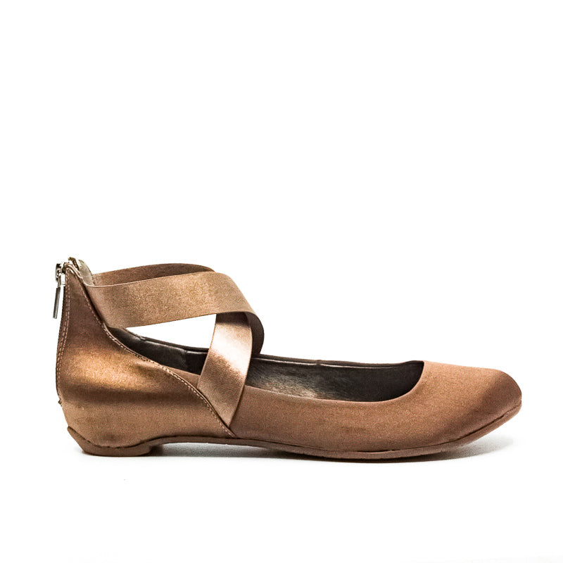 Yieldings Discount Shoes Store's Pro Time Ballet Flats by Reaction Kenneth Cole in Mink