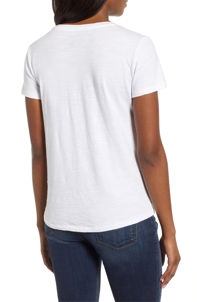 Lucky Brand | Bouquet Graphic Tee