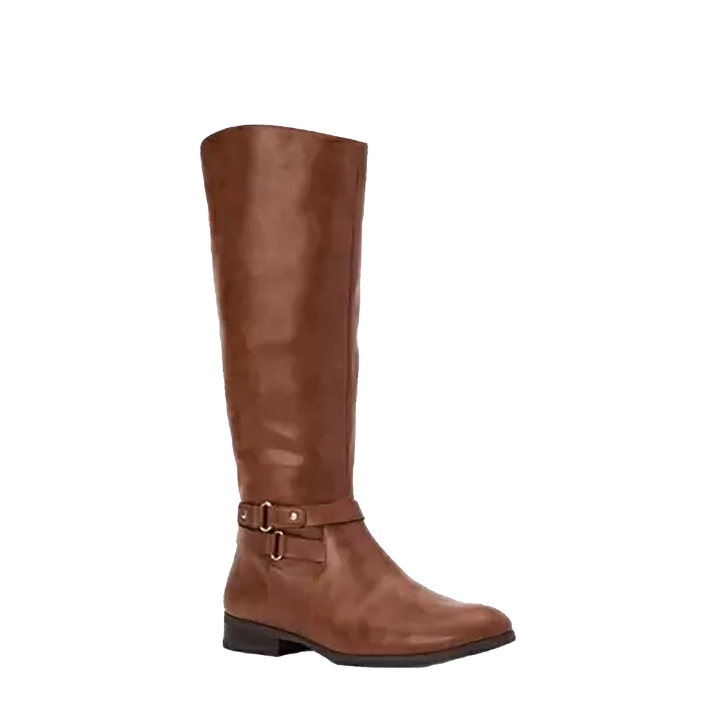 Yieldings Discount Shoes Store's Kindell Riding Boots by Style & Co in Bourbon