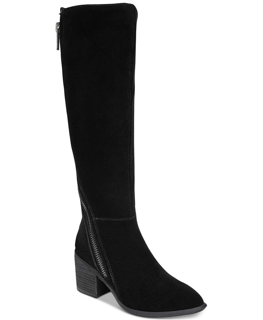 Yieldings Discount Shoes Store's Ashbury Tall Boots by Carlos by Carlos Santana in Black