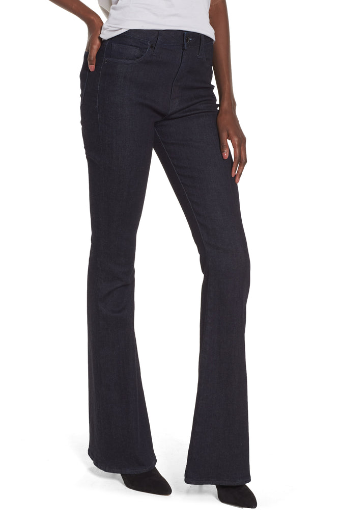 Yieldings Discount Clothing Store's Holly Flare-Leg Jeans by Hudson in Infuse