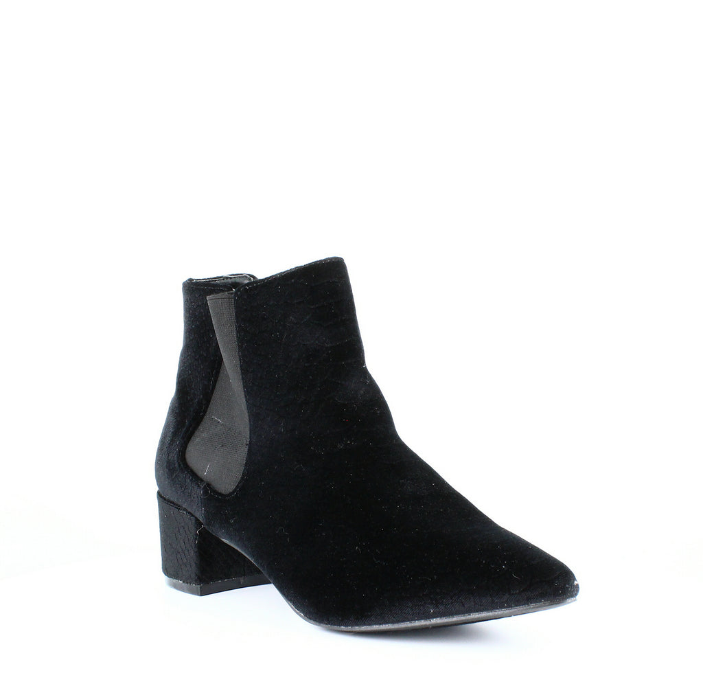 Yieldings Discount Shoes Store's Sandy Ankle Booties by Fergie in Black