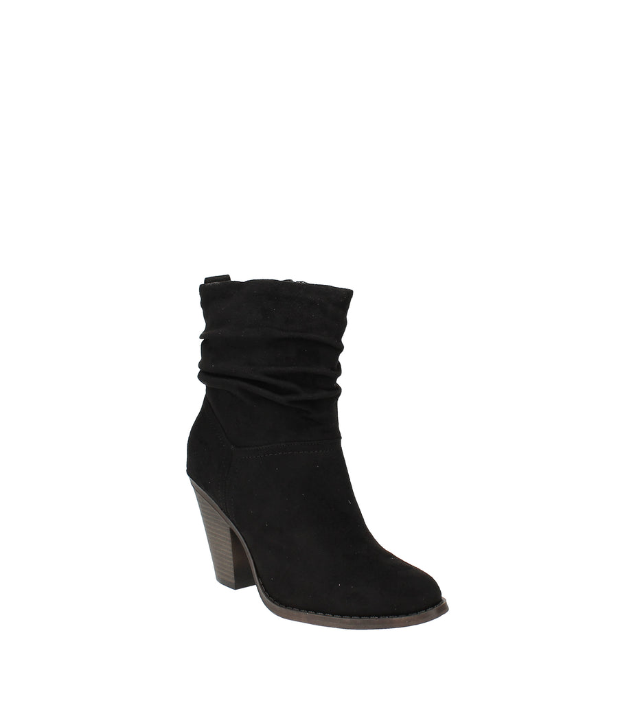 Yieldings Discount Shoes Store's Wealthy Booties by Fergalicious in Black
