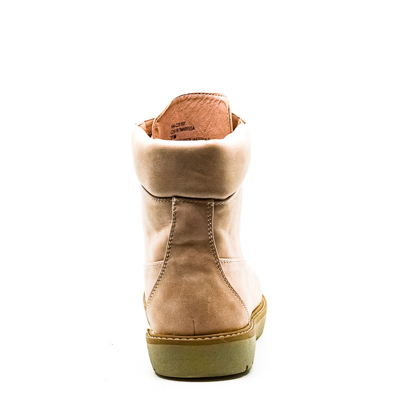 Yieldings Discount Shoes Store's Marissa Boots by Cliffs By White Mountain in Blush