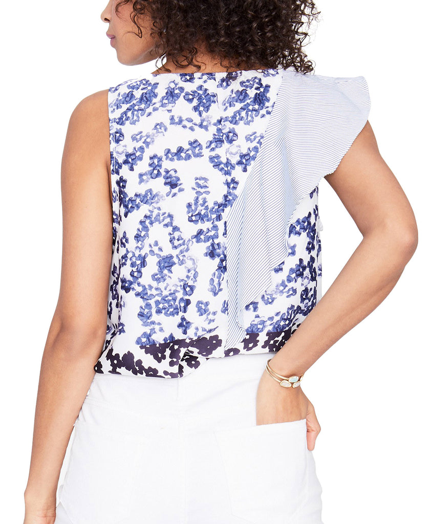RACHEL Rachel Roy | Ruffled Top