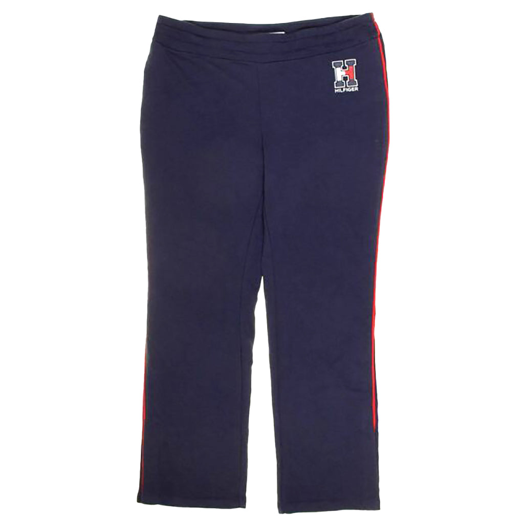 Yieldings Discount Clothing Store's Varsity Patch Logo Track Pants by Tommy Hilfiger in China