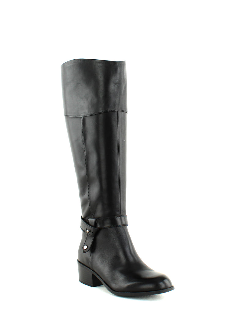 Yieldings Discount Shoes Store's Berniee Riding Boots by Alfani in Black