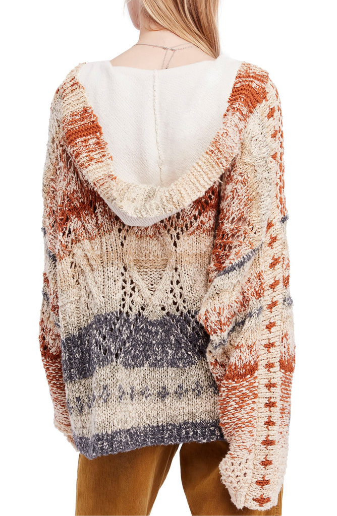 Free People | In My Arms Hooded Sweater