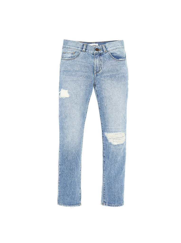 Yieldings Discount Clothing Store's Hawke - Skinny by DL1961 in Patch