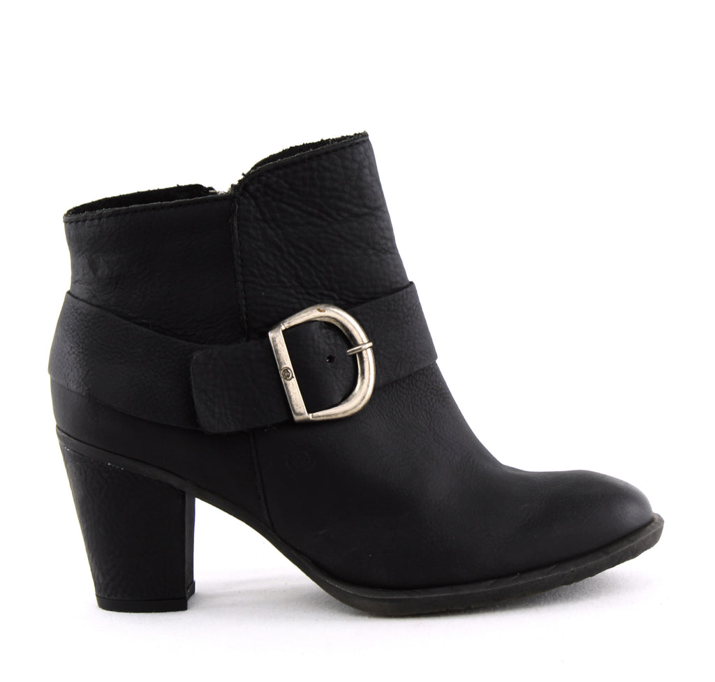 Born | Cille Block Heel Booties