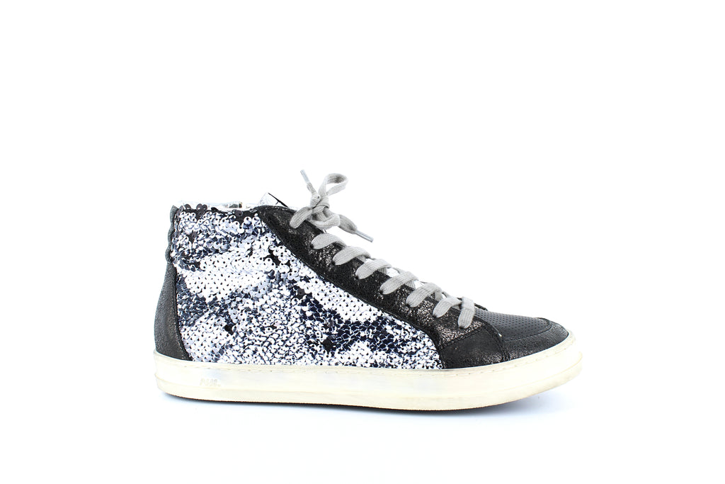 P448 | Skate High Top Sneakers