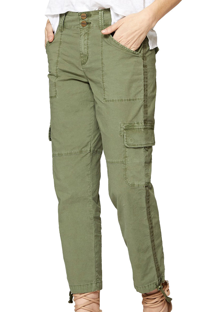 Yieldings Discount Clothing Store's Terrain Cargo Pants by Sanctuary in Cadet