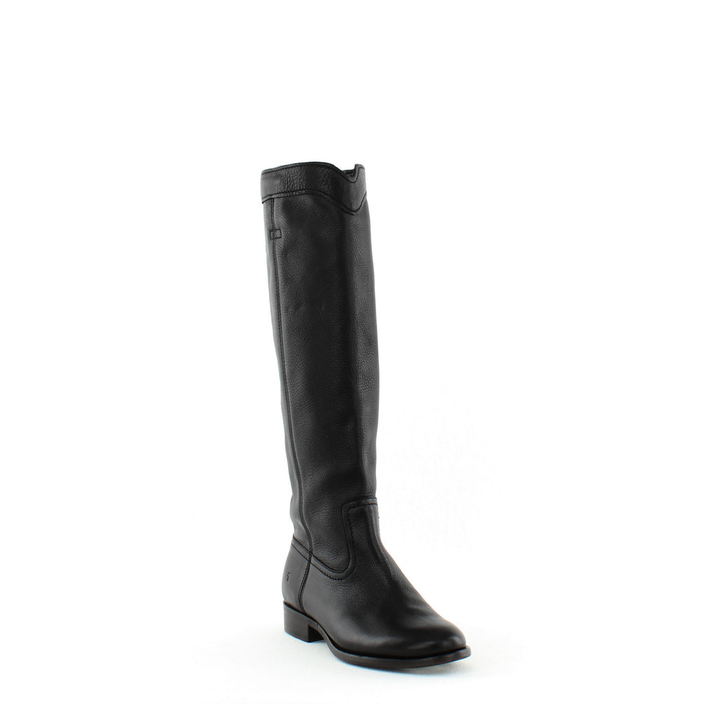 Yieldings Discount Shoes Store's Cara Roper Tall Boots by Frye in Black