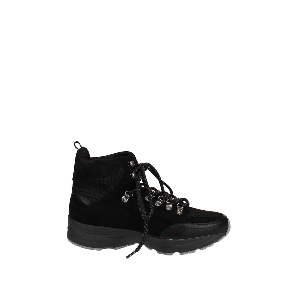 Yieldings Discount Shoes Store's Margie Cold Weather Boots by American Rag in Black