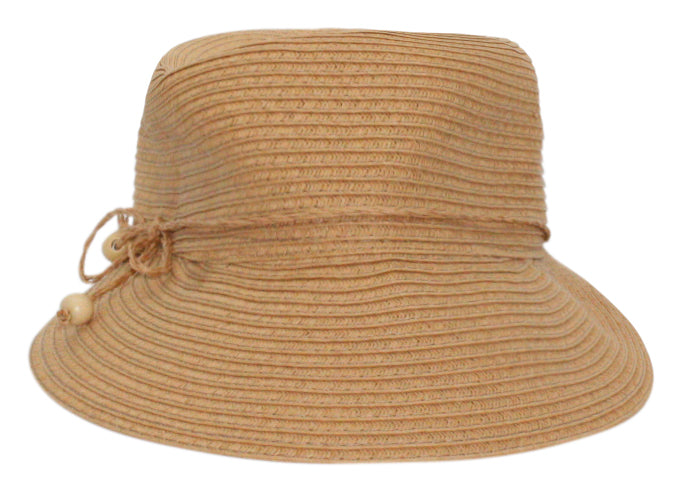 Yieldings Discount Accessories Store's Forever Classic Framer Straw Sun Hat by August Hat Co in Natural