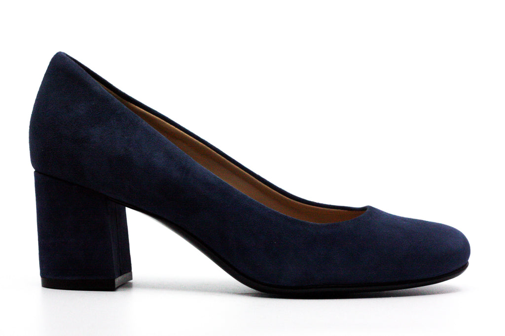 Naturalizer | Whitney Suede Block Heels
