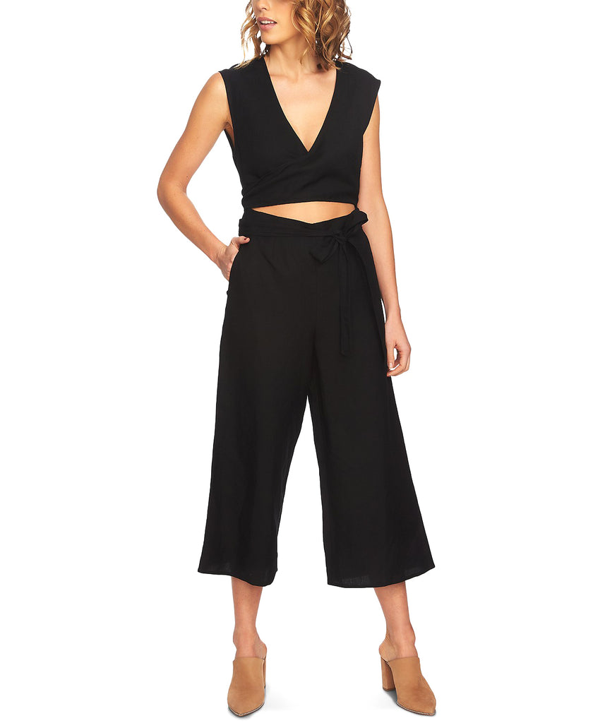 1.State | Sleeveless Cropped Jumpsuit