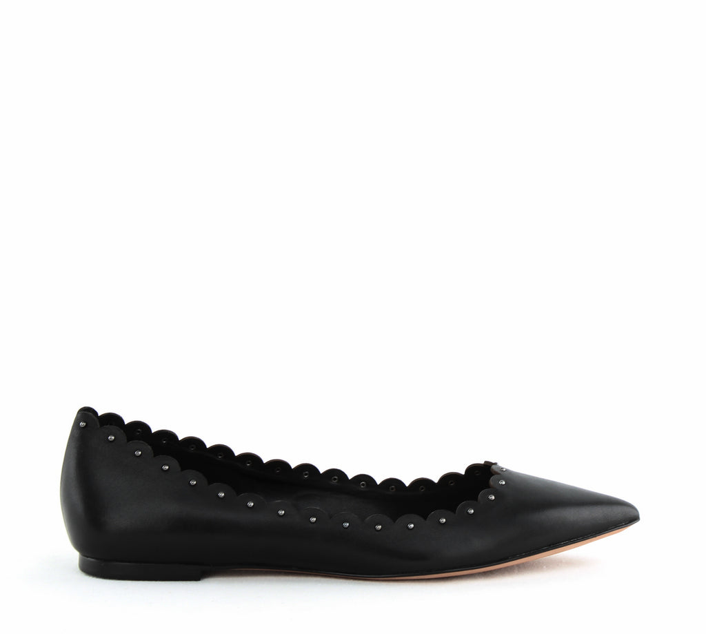 Coach | Jill Studded Trim Flats