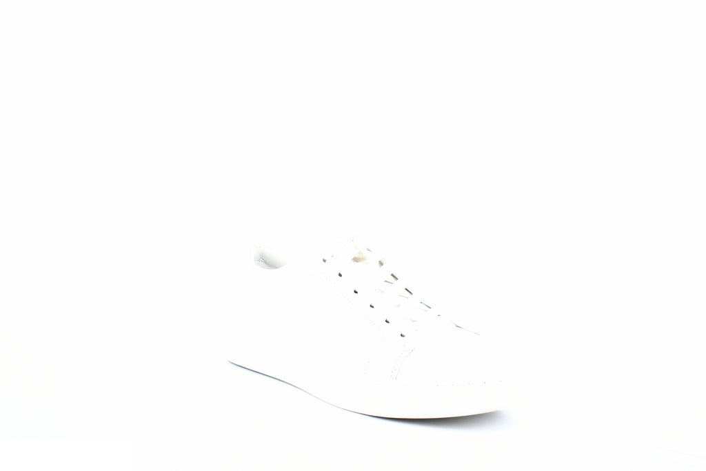 Yieldings Discount Shoes Store's Kam Pride Lace-up Sneakers by Kenneth Cole in White Rainbow