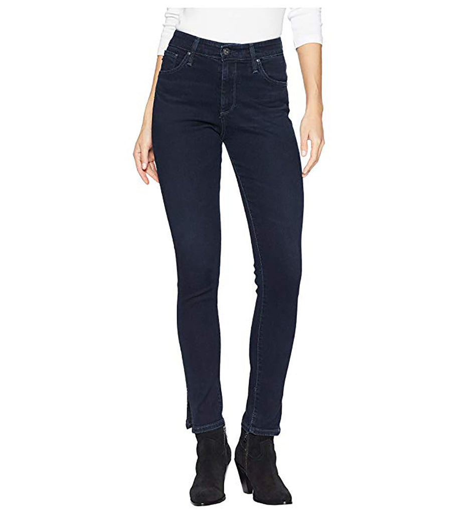 Yieldings Discount Clothing Store's Farrah Ankle Skinny Jeans by AG Adriano Goldschmied in Yardbird