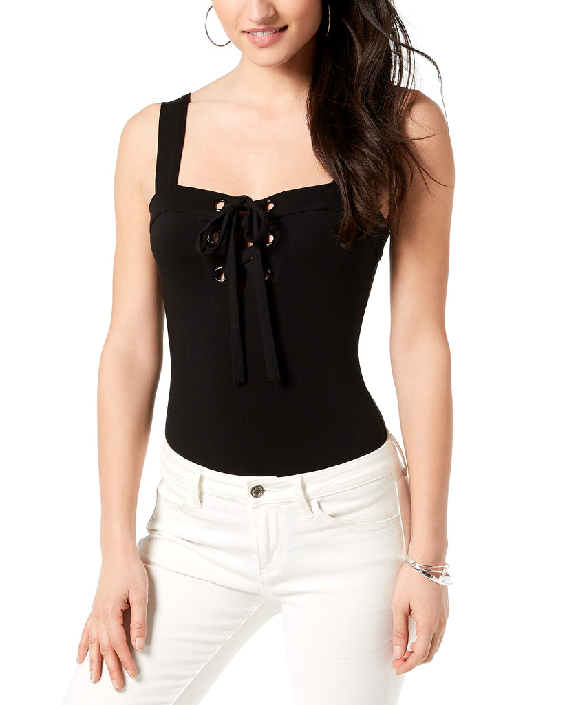 Guess | Franchesca Sleeveless Lace-up Bodysuit