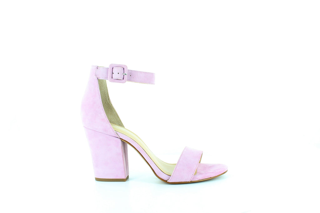Yieldings Discount Shoes Store's Shana Block Heel Sandals by Botkier in Lilac