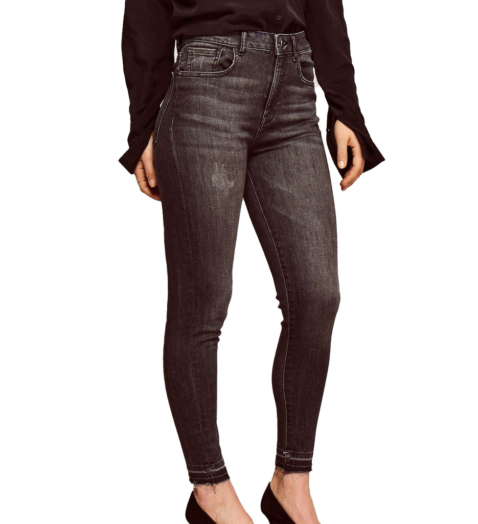 Warp+Weft | MXP - High Rise Skinny Jeans