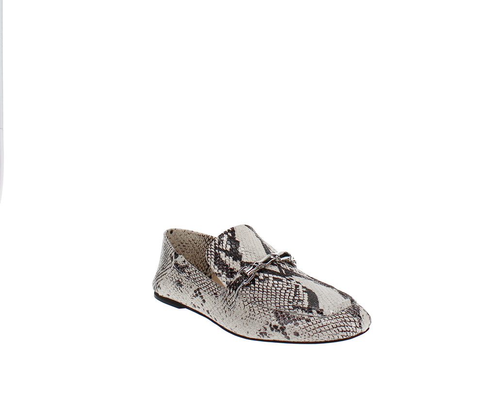 Yieldings Discount Shoes Store's Perenna Loafers by Vince Camuto in Multi Tucson Snake