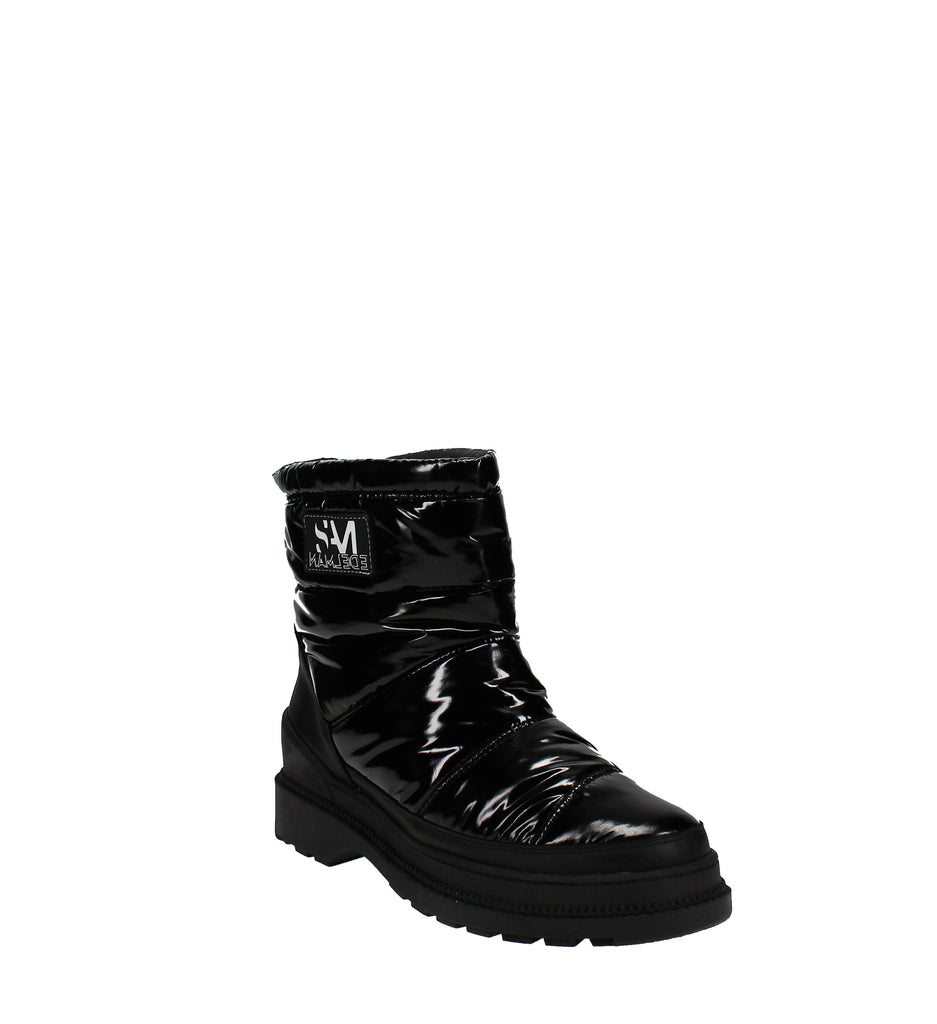 Yieldings Discount Shoes Store's Carlton Puffer Ankle Boots by Sam Edelman in Black