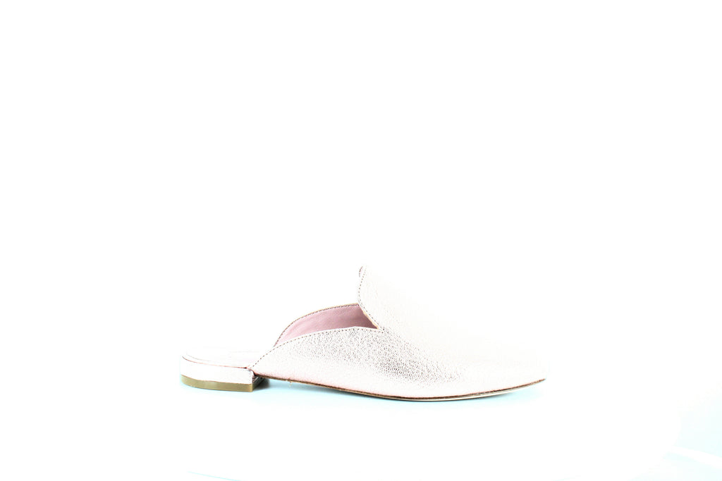 Yieldings Discount Shoes Store's Jadzia Leather Loafer Mules by Joie in Ballet